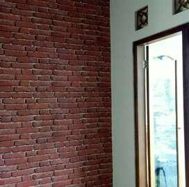 Wallpaper Motif Bata Seri 2