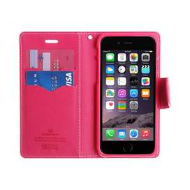 Casing Flip Fancy Diary iPhone 6+ 6S+ Casing Dompet iPhone 6+ 6S+
