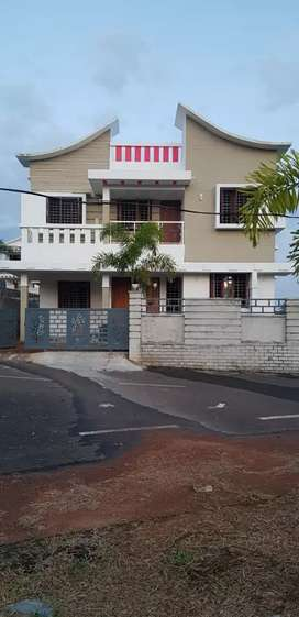 New villa for sale at Vengola perumbavoor at 55 lakhs