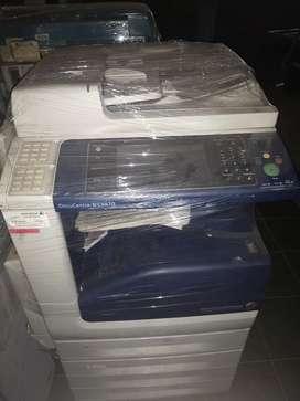 Mesin fotocopy .
