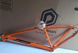 Frame polygon heist x5