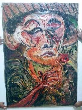 Lukisan Affandi kuno