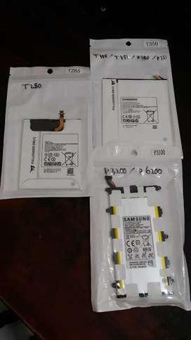 baterai original samsung tab p5100..p6200..p3200..t280/285..t350..t351