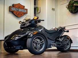 CAN-AM Spyder SE5 RS Roadster Sport Tahun 2013