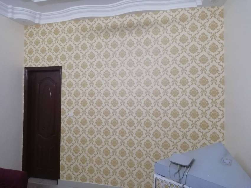 All Types 2d,3d,4d&5d WallPaper Korean & China Available At Wholesale 0