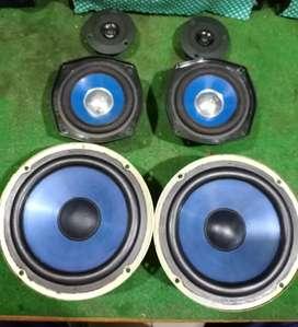 speaker Cerwin Vega 3 way