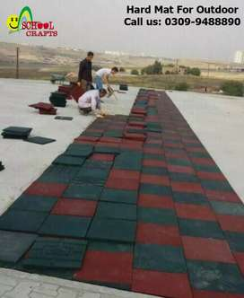 Mats for Outdoor Play Ground