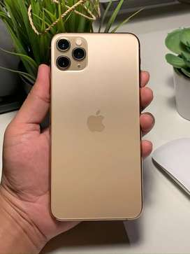 IPhone 11 PROMAX GOLD 256BH 91