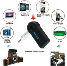 Bluetooth Receiver Baterai Charger Colok Headset Speaker Suara Mantap