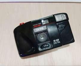 Kamera analog jadul skina fokus free