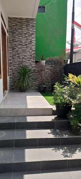 Rumah Baru 2 Lantai bangunan kokoh,cocok untuk tempat tinggal & inves