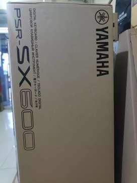 Cash kredit Yamaha sx600 original garansi resmi