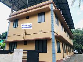 Furnished flat for Rent 6000 only perinthalmanna near tatashowroom