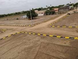 Approved plot for sale at Chennai near kadambathur