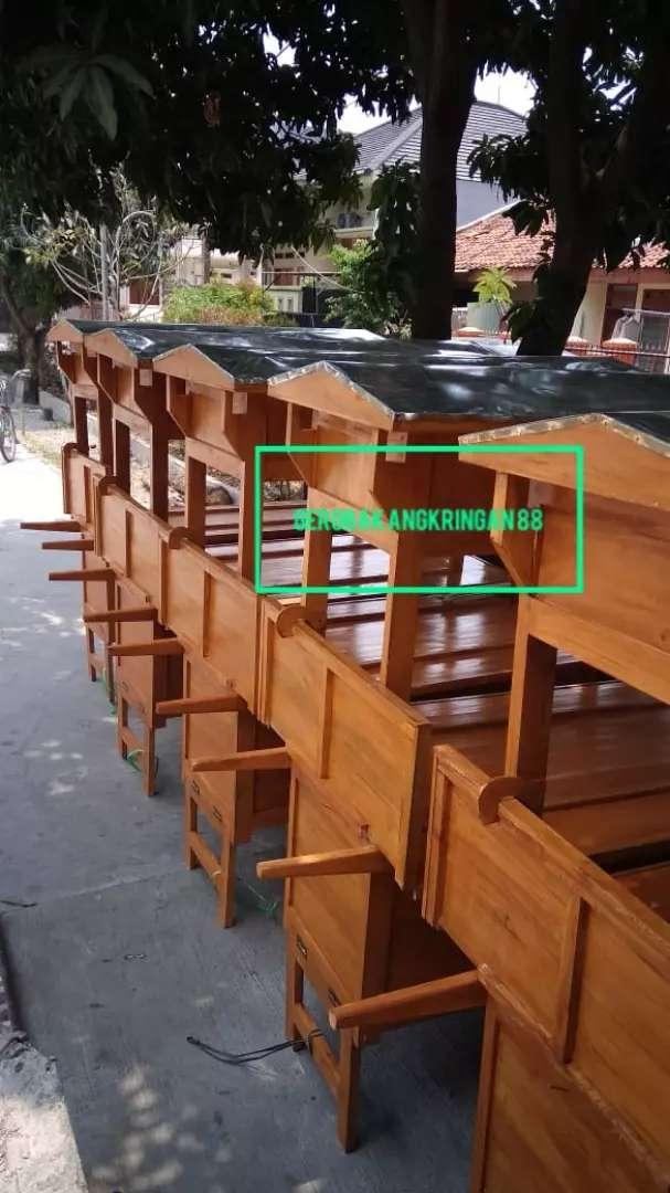 Gerobak angkringan free ongkir 229 0