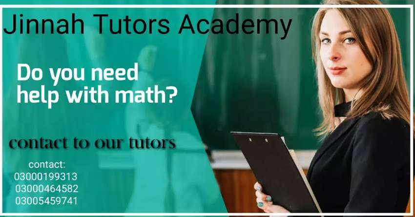 Home tutor required 0