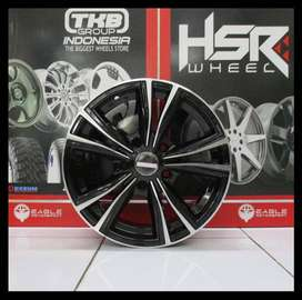 Velg Mobil racing buat Xpander STONE Hsr Ring 18X8 H5X114,3 ET45