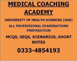 Medical Coaching for UHS