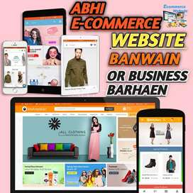 I will build any type of website or Mobile app for your business