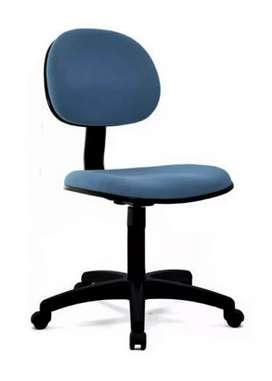 Kursi Kantor (Drat) Sekretaris Tanpa Tanganan