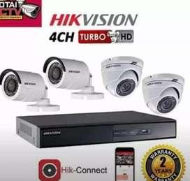 Paket Cctv Hilook torbo HD 2mp wilayah Leuwidamar