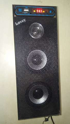 Bluetooth speakers with fm 12/5inch