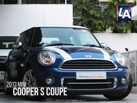 Mini Cooper D 3 Door, 2013, Petrol