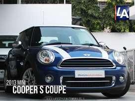 Mini Cooper S 2.0, 2013, Petrol