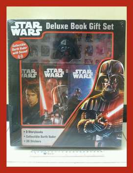 buku Star Wars / Starwars Deluxe Book Gift Set langka lengkap mainan