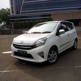 Toyota Agya G Matic 2014