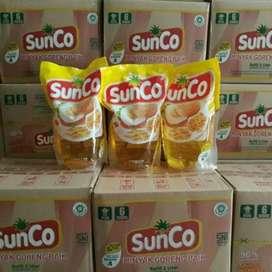 Minyak Goreng SunCo 2 Liter