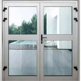 On line service Wooden / Aluminium / UPvc door & windows
