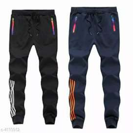 2 Pieces of Men's Track Pant Free Cash On Delivery