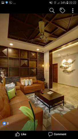 5 BHK fully furnished Indipedent house for seal