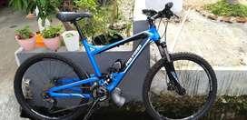 full bike polygon sx1 2x10 speed