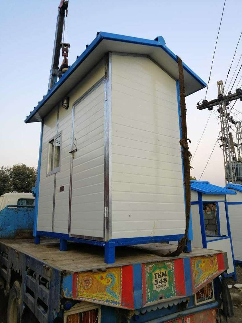 Porta Cabins Portable toilet
