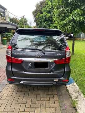 Toyota Avanza 1.5 G 2018 Low KM