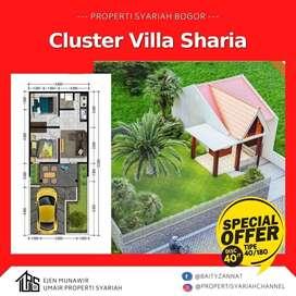 Rumah Mewah Harga Murah Kredit Syariah di Ciomas-Bogor