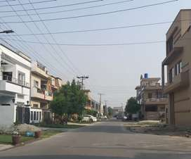 02 Marla Commercial Plot for Sale in Canal Gardens Lahore.