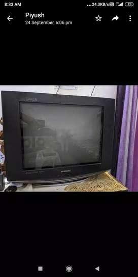 Samsung TV ultra slimfit