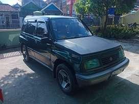 Jual Suzuki Escudo Th 1996 Hijau Army