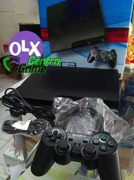 PS 3 Playstation3 Slim Original Firmware  Terbaru 500GB Fullgame