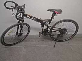 Bicycle (Road bike) 9/10 Foldable cycle