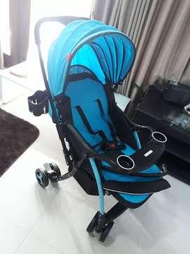 Stroller Biru Batita