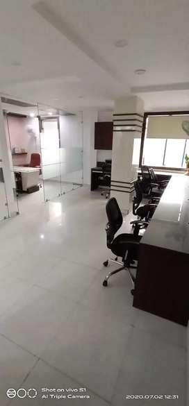 Fully furnished luxury office space in vasundhara ghaziabad.