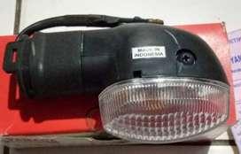 Original flasher light yamaha xsr lampu kanan Dan kiri