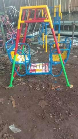 Mainan outdoor untuk taman / tk paud