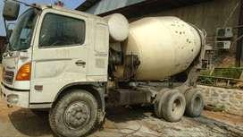 Jual Truck Mixer Hino FM260JM