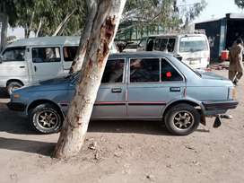 Nissan sunny 1985 model full calor