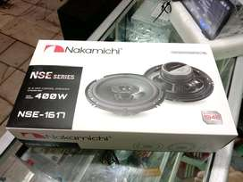 Speaker NSE SERIES coaxial Nakamichi 2 Way 6 inch 400 w